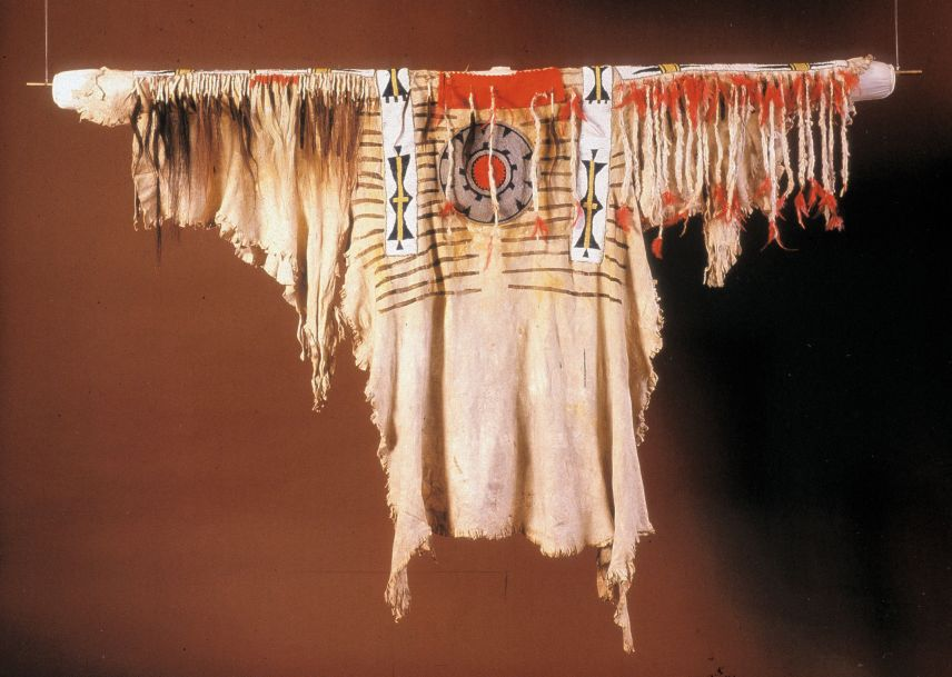 Crowfoot regalia 1904