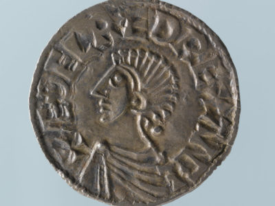 Long cross penny of Aethelred II